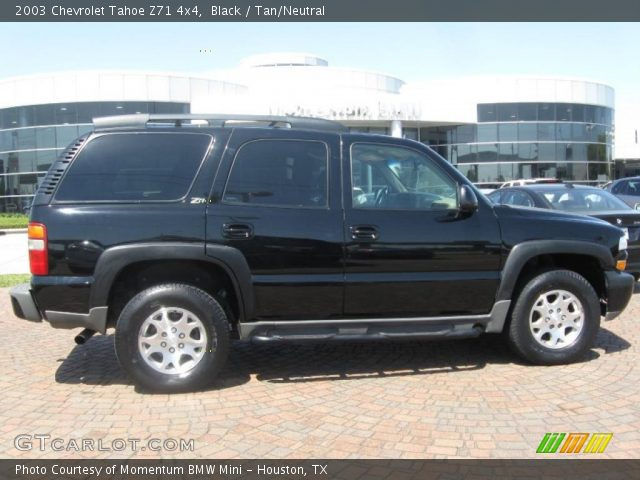 28 Images 2003 Chevrolet Tahoe Z71 Summit White 2003