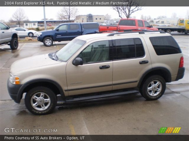 2004 Ford Explorer Paint Colors