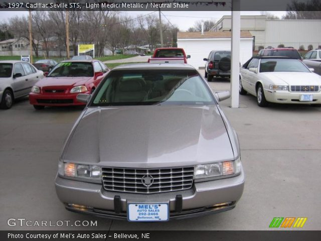 Cadillac Seville Sts 1997. 1997 Cadillac Seville STS