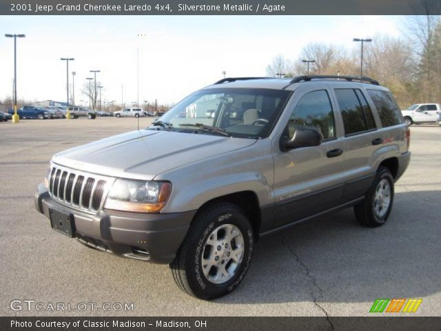 2001 jeep grand cherokee laredo 4x4 in silverstone metallic click to. Cars Review. Best American Auto & Cars Review