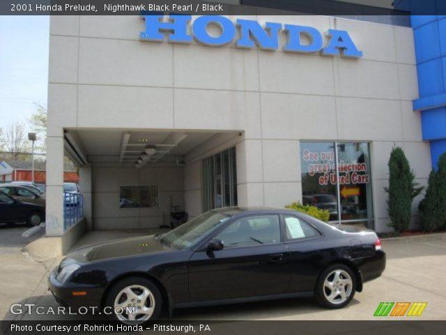 1994 Honda Prelude Interior. 2001 Honda Prelude Interior.