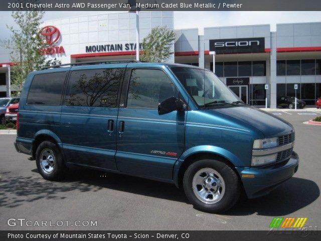 2001 Chevrolet Astro Cargo - Information and photos - MOMENTcar