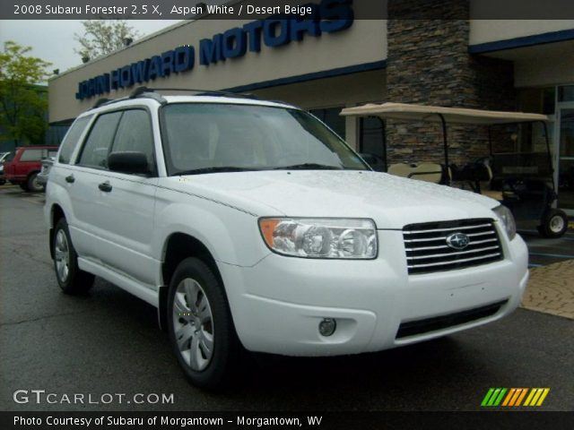 2007 Subaru Forester Pictures 36 Photos