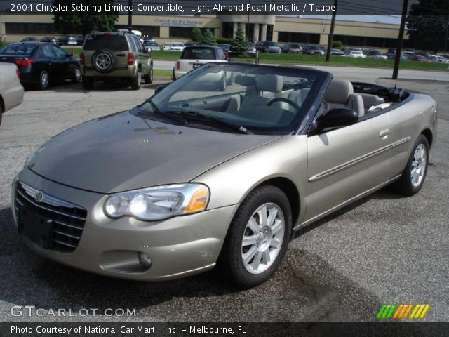 light almond pearl metallic 2004 chrysler sebring. Black Bedroom Furniture Sets. Home Design Ideas