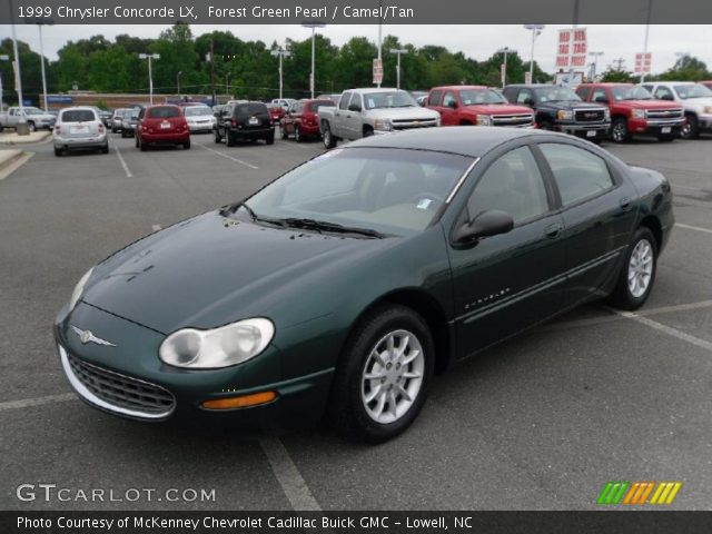 1999 chrysler concorde lx in forest green pearl click to see large. Cars Review. Best American Auto & Cars Review