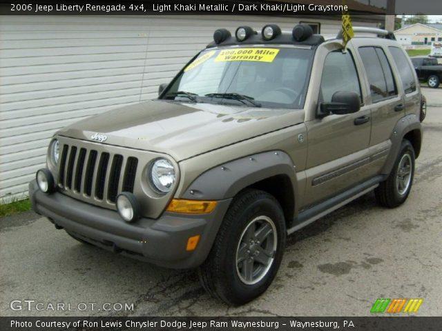2006 jeep liberty renegade 4x4 mpg. Black Bedroom Furniture Sets. Home Design Ideas