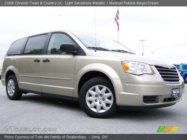 2008 Chrysler Town And Country Interior. 2008 Chrysler Town amp; Country