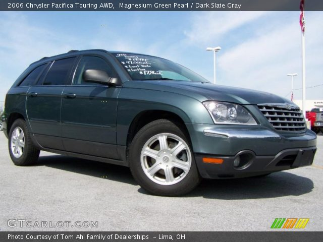 2006 Chrysler Pacifica Touring AWD in Magnesium Green Pearl. Click to ...