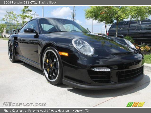 black 2008 porsche 911 gt2 black interior vehicle archiv. Black Bedroom Furniture Sets. Home Design Ideas