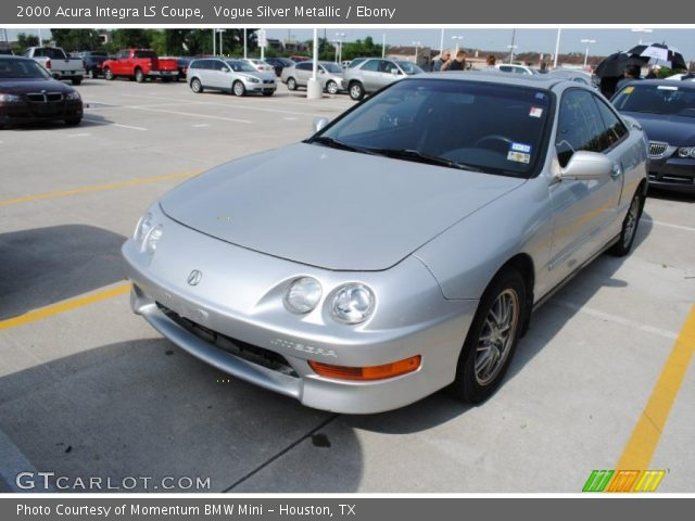 vogue silver metallic 2000 acura integra ls coupe. Black Bedroom Furniture Sets. Home Design Ideas