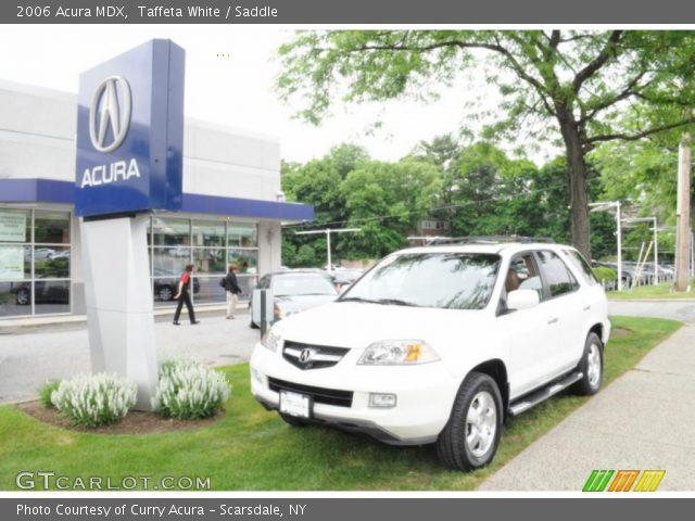 2006 Acura Mdx Interior. Taffeta White 2006 Acura MDX