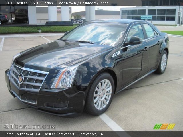 black raven 2010 cadillac cts 3 0 sedan cashmere cocoa. Black Bedroom Furniture Sets. Home Design Ideas