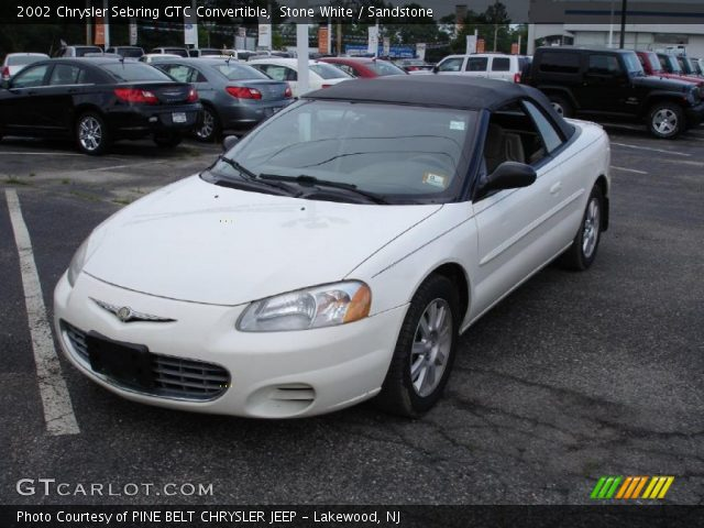 2002 chrysler sebring gtc convertible in stone white click to see. Cars Review. Best American Auto & Cars Review
