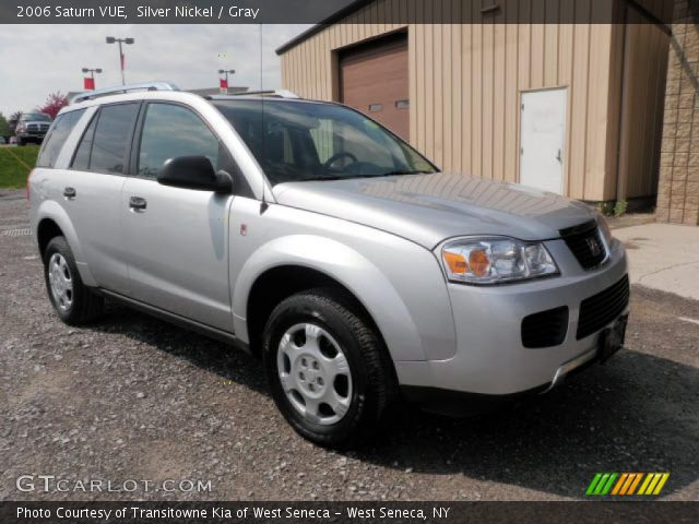 silver nickel 2006 saturn vue gray interior gtcarlot. Black Bedroom Furniture Sets. Home Design Ideas
