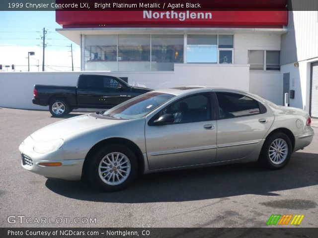 1999 chrysler concorde lxi in bright platinum metallic click to see. Cars Review. Best American Auto & Cars Review