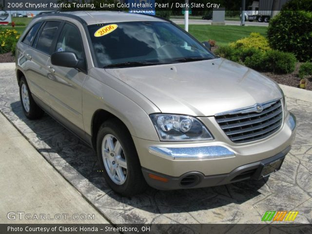 2006 Chrysler Pacifica Touring in Linen Gold Metallic Pearl. Click to ...