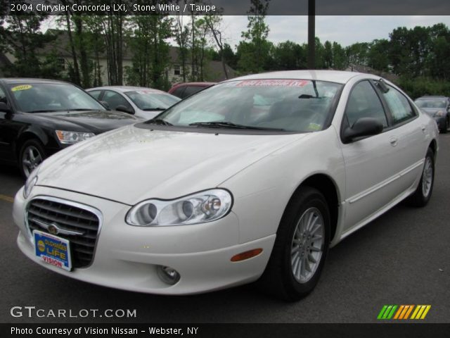 stone white 2004 chrysler concorde lxi taupe interior gtcarlot. Cars Review. Best American Auto & Cars Review