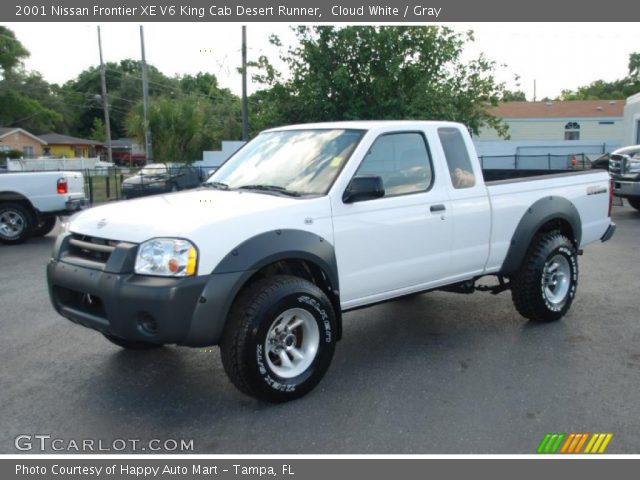 Nissan Frontier 4x4 Crew Cab For Sale Cloud White - 2001 Nissan Frontier XE V6 King Cab Desert Runner - Gray ...