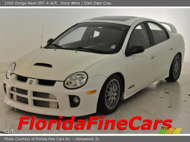 stone white 2005 dodge neon srt 4 acr dark slate gray. Black Bedroom Furniture Sets. Home Design Ideas