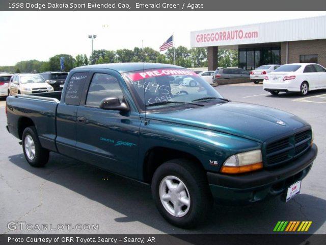 on 1998 Dodge Dakota Extended Cab For Sale