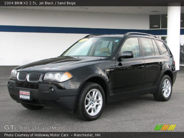 jet black 2004 bmw x3 sand beige interior. Black Bedroom Furniture Sets. Home Design Ideas