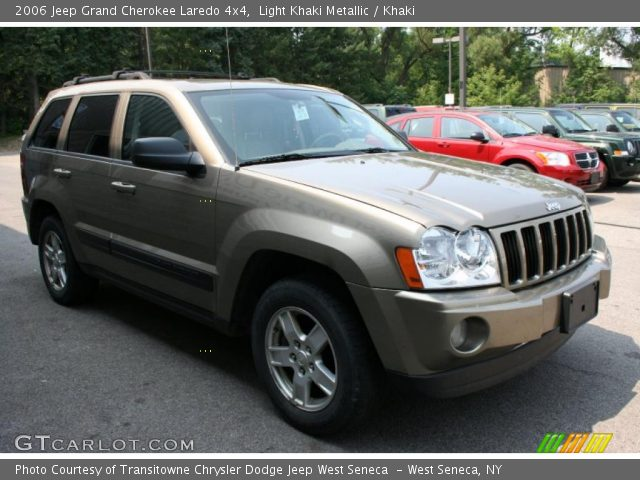 2006 jeep grand cherokee laredo 4x4 in light khaki metallic click to. Cars Review. Best American Auto & Cars Review