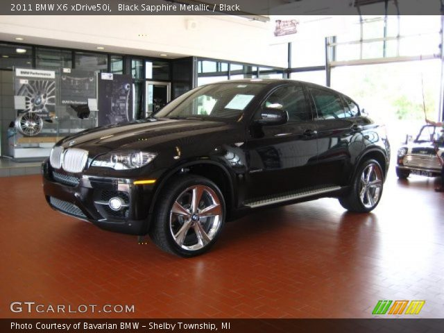 Bmw X6 2011 Black. Black interior 2011 BMW X6