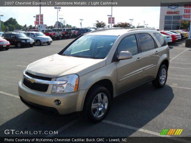 Gunn Chevrolet San Antonio 2007 Chevrolet Equinox Lt Black Color Light Gray Interior 2007 Equinox ...