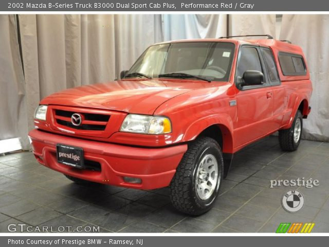 performance red 2002 mazda b series truck b3000 dual. Black Bedroom Furniture Sets. Home Design Ideas