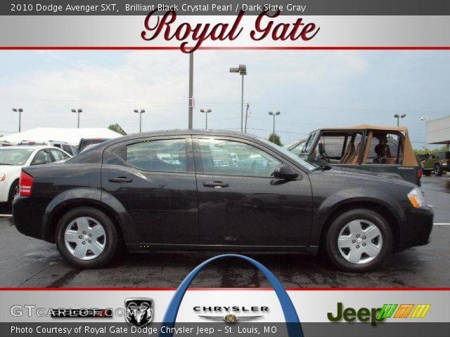 Dodge Avenger 2010 Sxt. 2010 Dodge Avenger SXT Black,