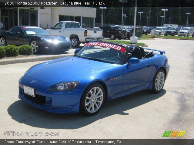 on 2006 Sebring Blue