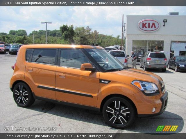 2010 Kia Soul Special Edition For Sale