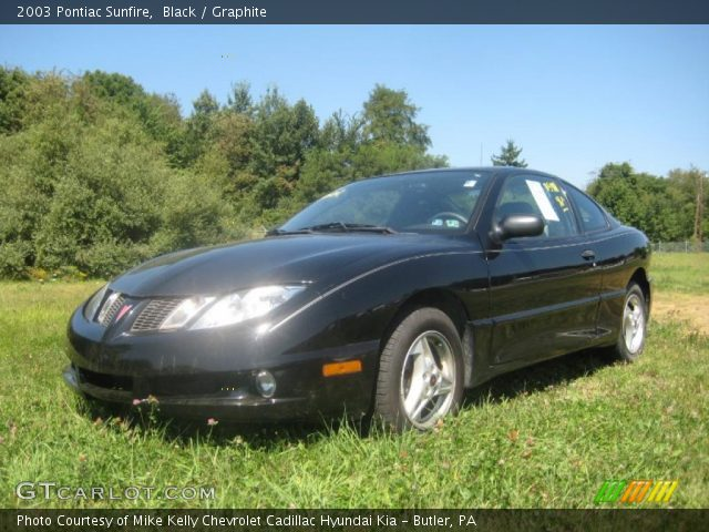 black 2003 pontiac sunfire graphite interior gtcarlot com vehicle archive 35719434 gtcarlot com