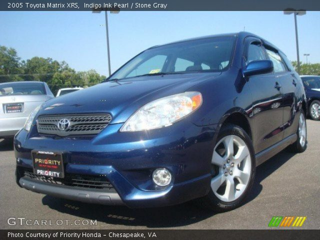 indigo ink pearl 2005 toyota matrix xrs stone gray. Black Bedroom Furniture Sets. Home Design Ideas