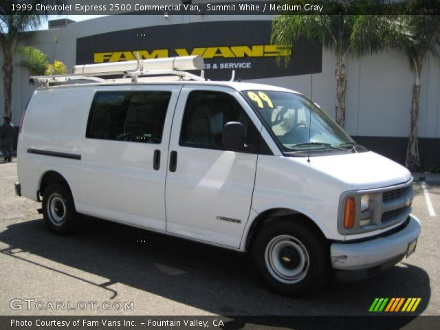 1999 Chevrolet Express 2500 Commercial Van