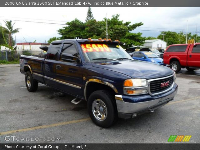 indigo blue metallic 2000 gmc sierra 2500 slt extended cab 4x4 graphite interior gtcarlot com vehicle archive 36407016 indigo blue metallic 2000 gmc sierra 2500 slt extended cab 4x4 graphite interior gtcarlot com vehicle archive 36407016