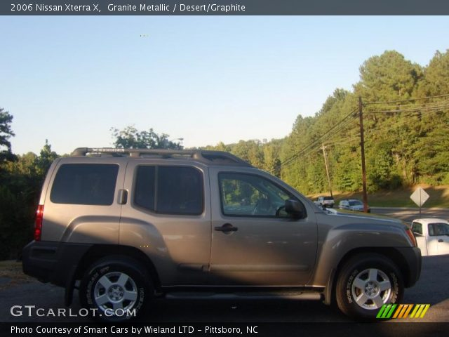 2006 Nissan Xterra X in Granite Metallic