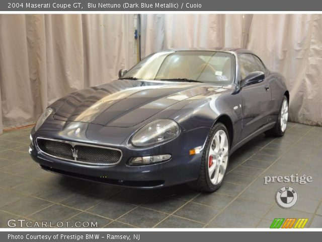 blu nettuno dark blue metallic 2004 maserati coupe gt. Black Bedroom Furniture Sets. Home Design Ideas