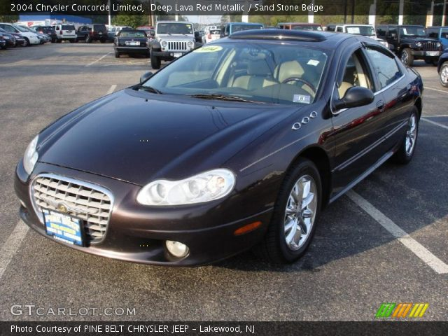 2004 chrysler concorde limited in deep lava red metallic click to see. Cars Review. Best American Auto & Cars Review