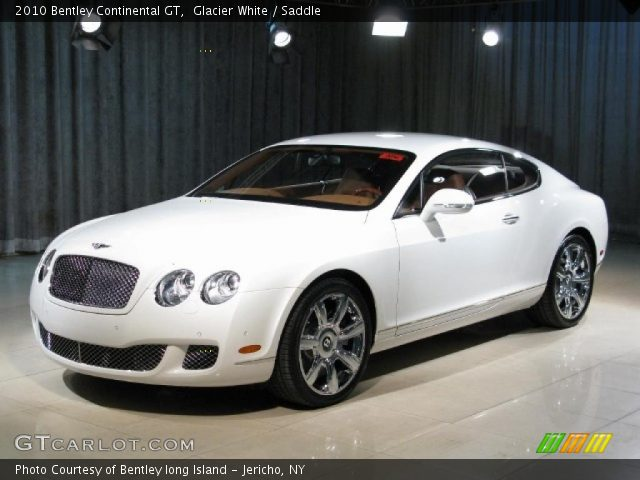 2010 Bentley Continental Gt Interior. Glacier White 2010 Bentley