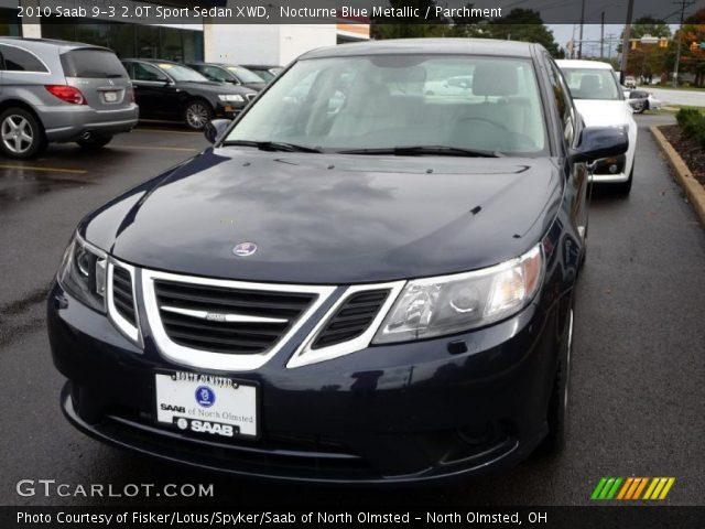 2010 Saab 9 3 2 0t Sport Sedan Xwd