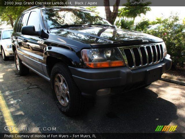 2000 Jeep Grand Cherokee Interior. Black 2000 Jeep Grand Cherokee