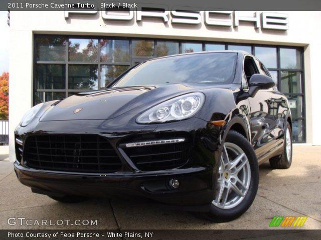 2011 porsche cayenne turbo white. Black 2011 Porsche Cayenne