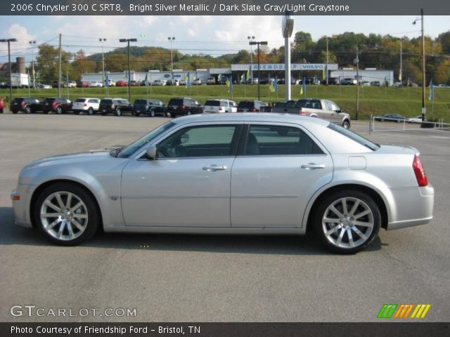 2006 chrysler 300 c srt8 in bright silver metallic click to see large. Black Bedroom Furniture Sets. Home Design Ideas