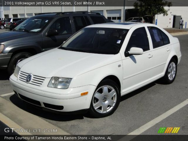 cool white 2001 volkswagen jetta gls vr6 sedan black. Black Bedroom Furniture Sets. Home Design Ideas