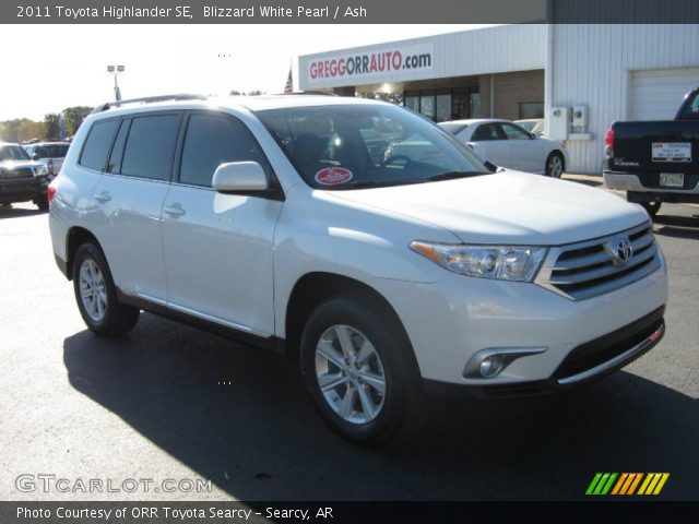 2011 Toyota Highlander Interior Photos. 2011 Toyota Highlander SE