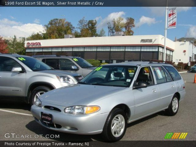 The Best Ford Escort 1998 Wagon