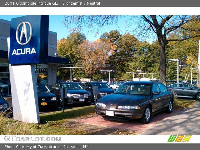 2001 Oldsmobile Intrigue GLS in Bronzemist