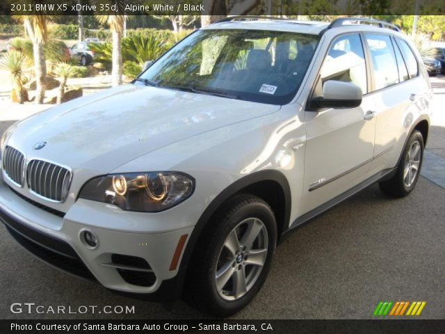 Bmw X5 Interior 2011. Alpine White 2011 BMW X5