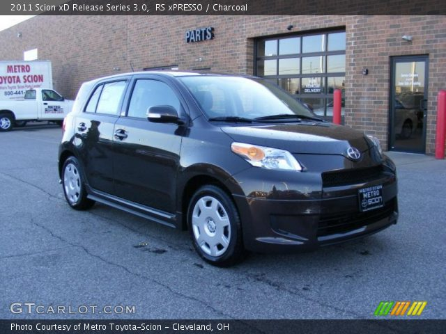 2011 Scion xD Release Series 3.0 in RS xPRESSO